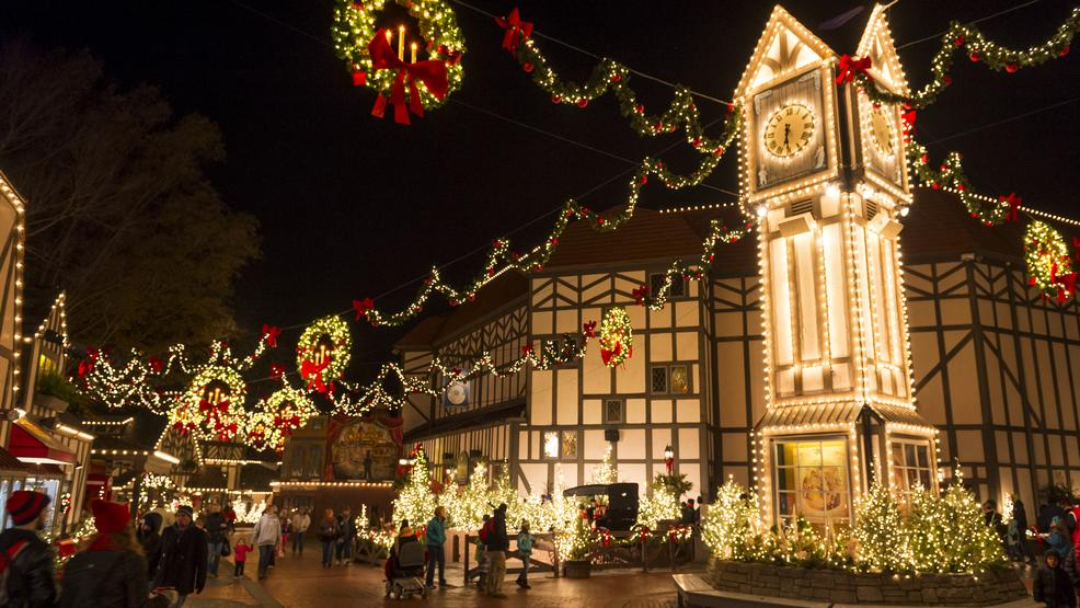 Busch Gardens Christmas Town @ Busch Gardens