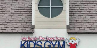 We Rock The Spectrum gym