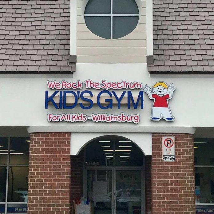 We Rock The Spectrum gym
