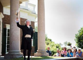 Bill Barker as Thomas Jefferson