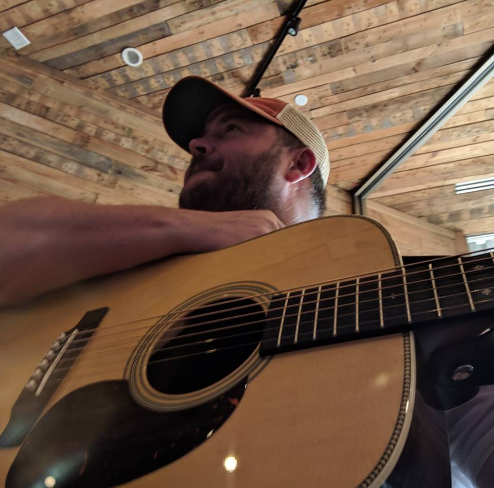 Nathan Lienard Live! @ Brass Cannon Brewing