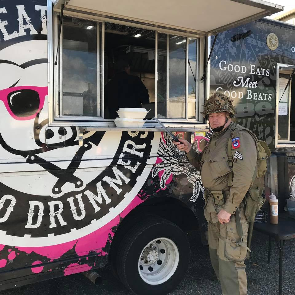 Two Drummers Offbeat Eats Food Truck @ Virginia Beer Co.