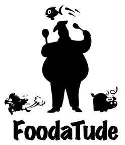 foodatude food truck logo in williamsburg virginia