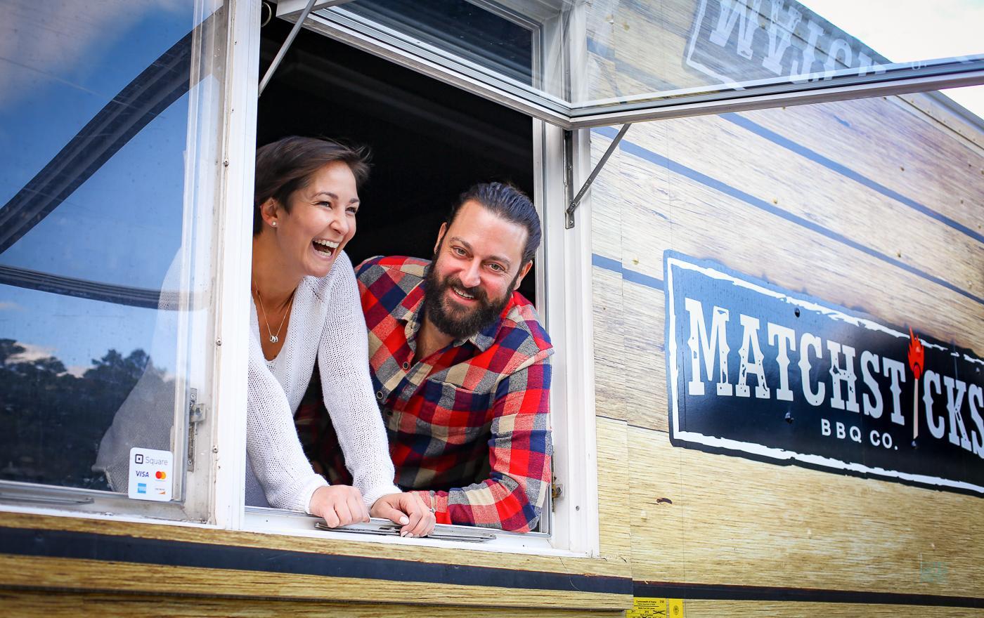 matt and Nicole matchsticks bbs owners