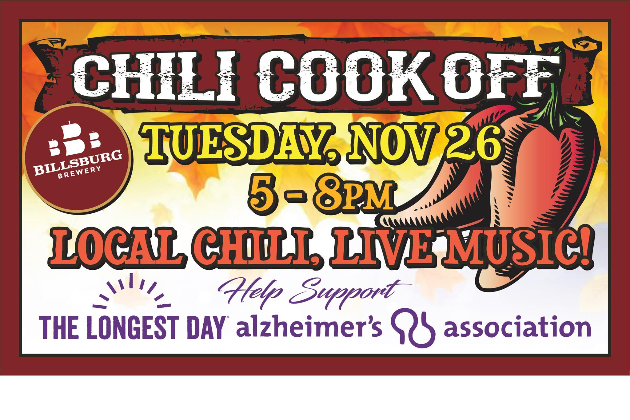 williamsburg virginia things to do chili cook off billsburg alzheimers association 2019