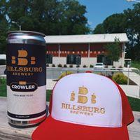 Billsburg Brewery is Williamsburg Virginia's only waterfront brewery.
