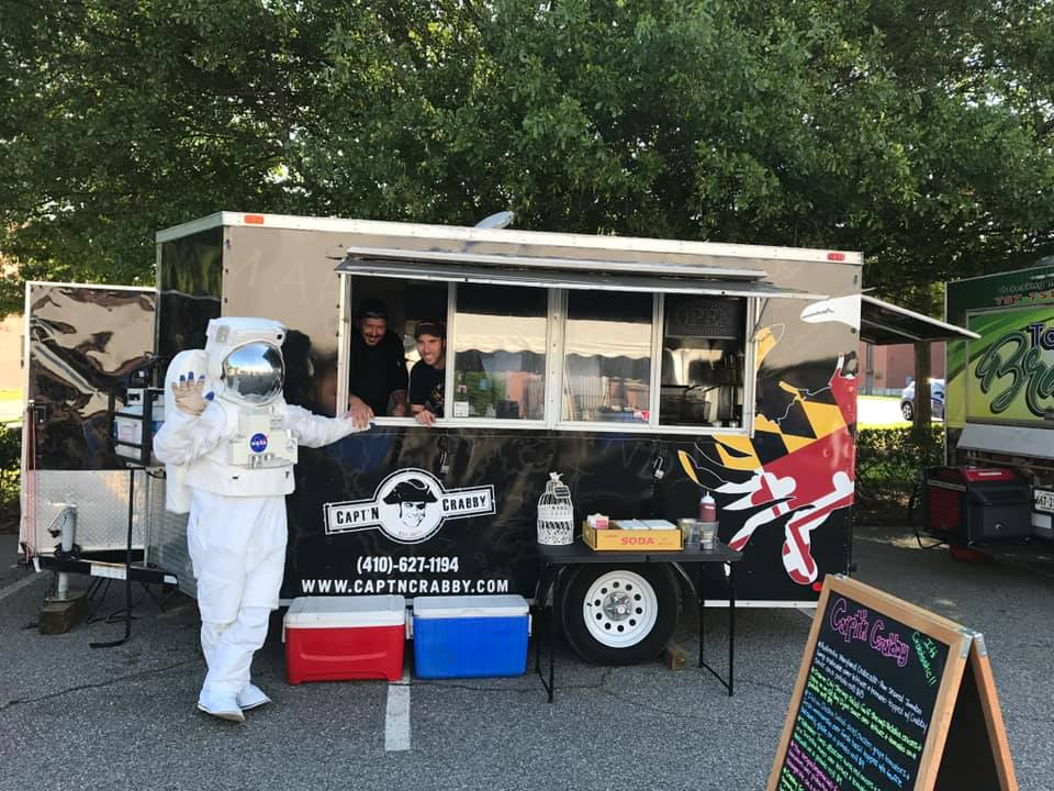 capt'n crabby food truck williamsburg virginia