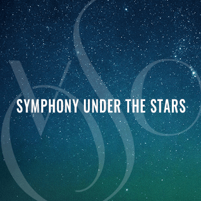 Symphony Under the Stars @ Lake Matoaka Amphitheater, Williamsburg