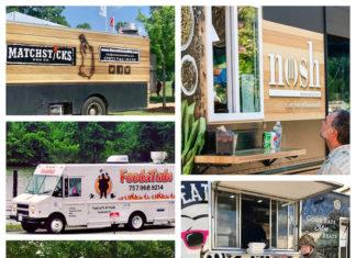 williamsburg visitor Food Truck Finder, Williamsburg VIrginia
