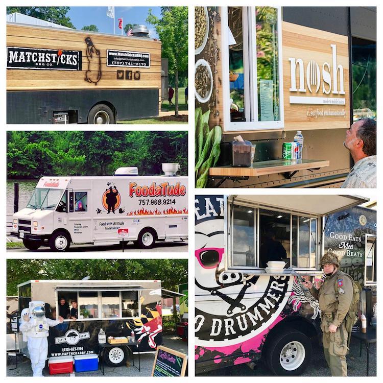 williamsburg visitor Food Truck Finder, Williamsburg VIrginia