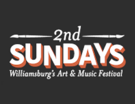 2nd Sundays- Downtown Williamsburg @ 2nd Sundays