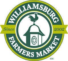 williamsburg virginia farmers market logo