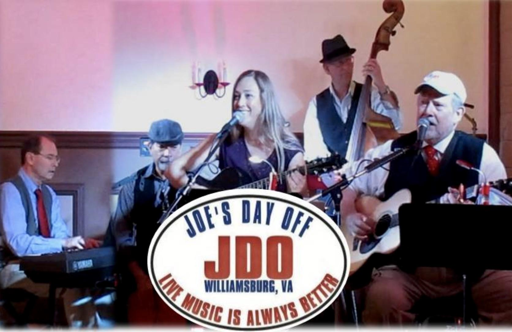 Joe's Day Off @ 501 Bar and Grill at Stonehouse
