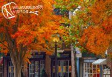 Williamsburg virginia in the fall