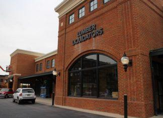 Lumber Liquidators moved their Toano Williamsburg headquarters to Libbie Mill in Richmond