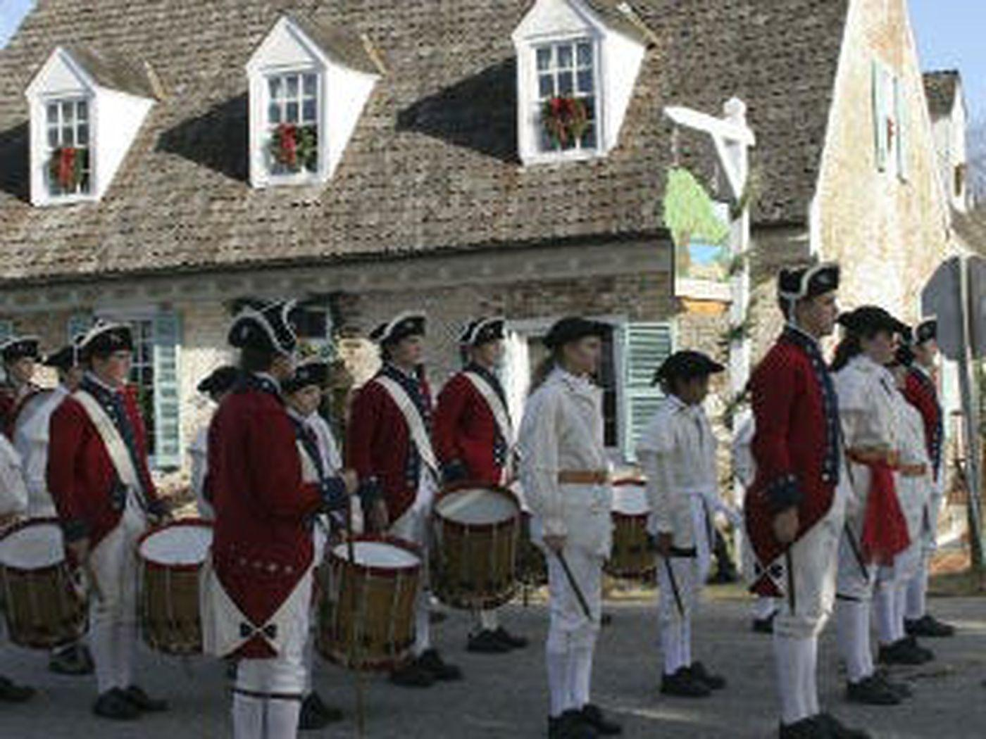 williamsburg virginia things to do christmas eventsy