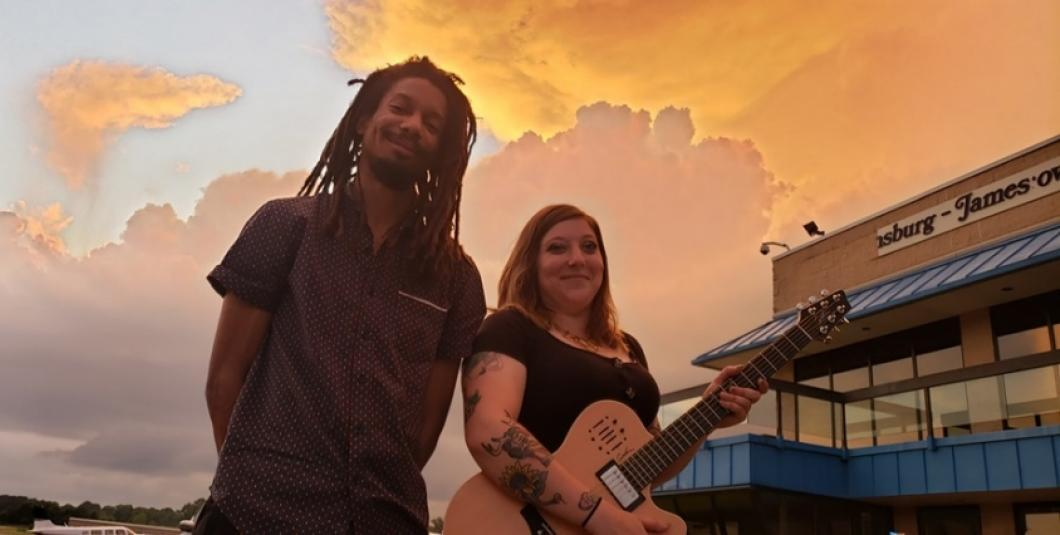 Williamsburg Virginia Live Music Local Music Finder Two If by sea