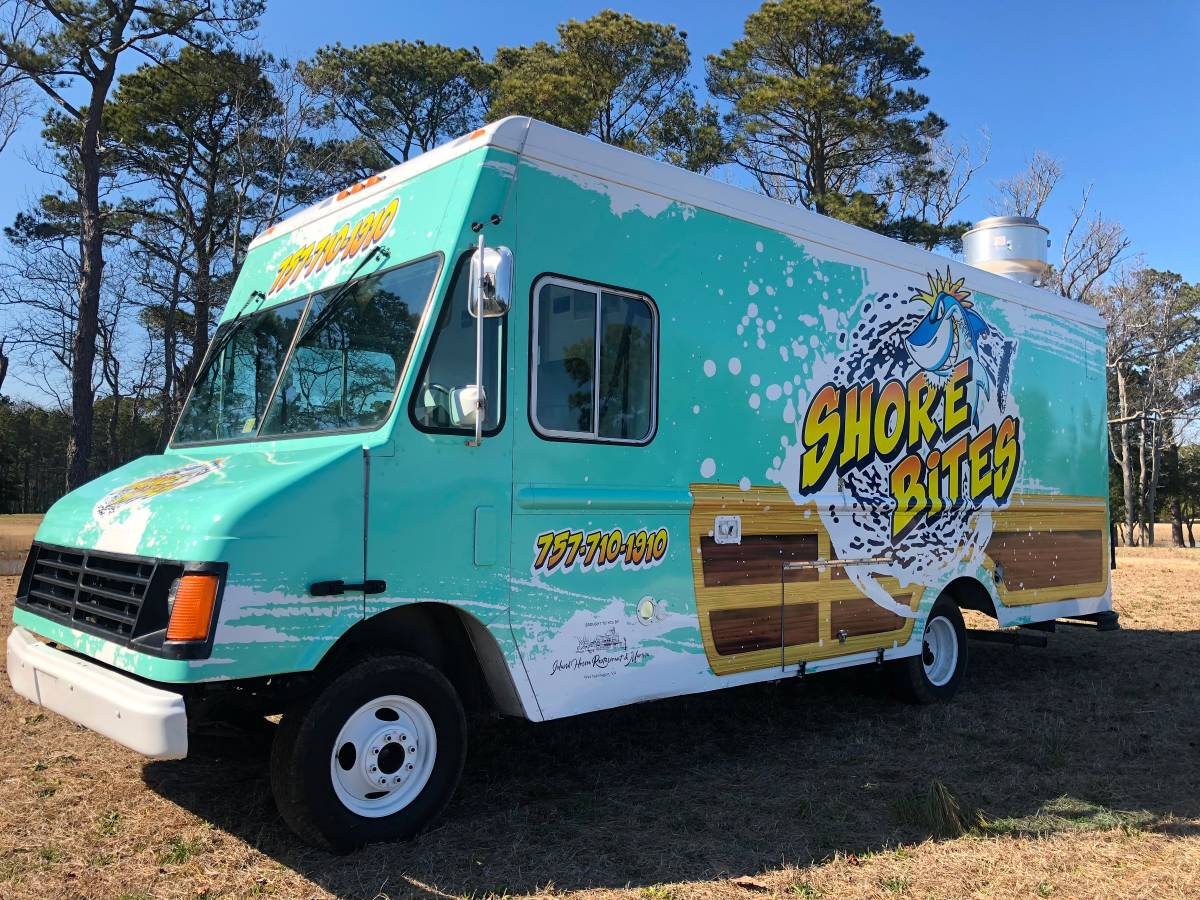 Williamsburg Virginia Food Truck Finder Shore Bites