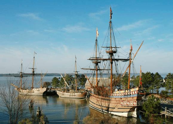 Williamsburg Virginia Jamestown Settlement