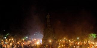 williamsburg virginia charlottesville riots rally