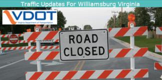 williamsburg virginia traffic updates