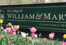 williamsburg-virginia-william-and-mary-sign