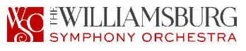 williamsburg virginia williamsburg symphony orchestra logo