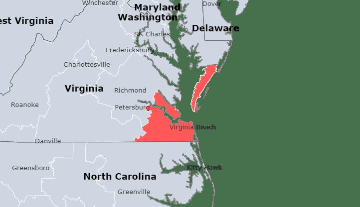 williamsburg virginia new 948 area code