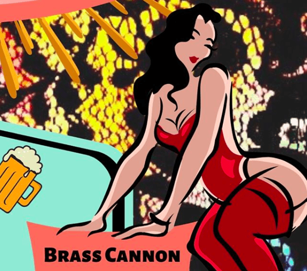 williamsburg virginia things to do anything goes burlesque show brass cannon