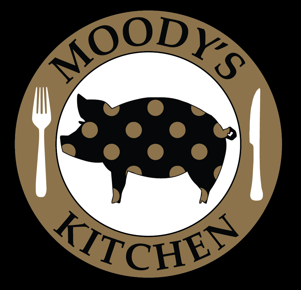Williamsburg Virginia Restaurants Moody's Kitchen Logo