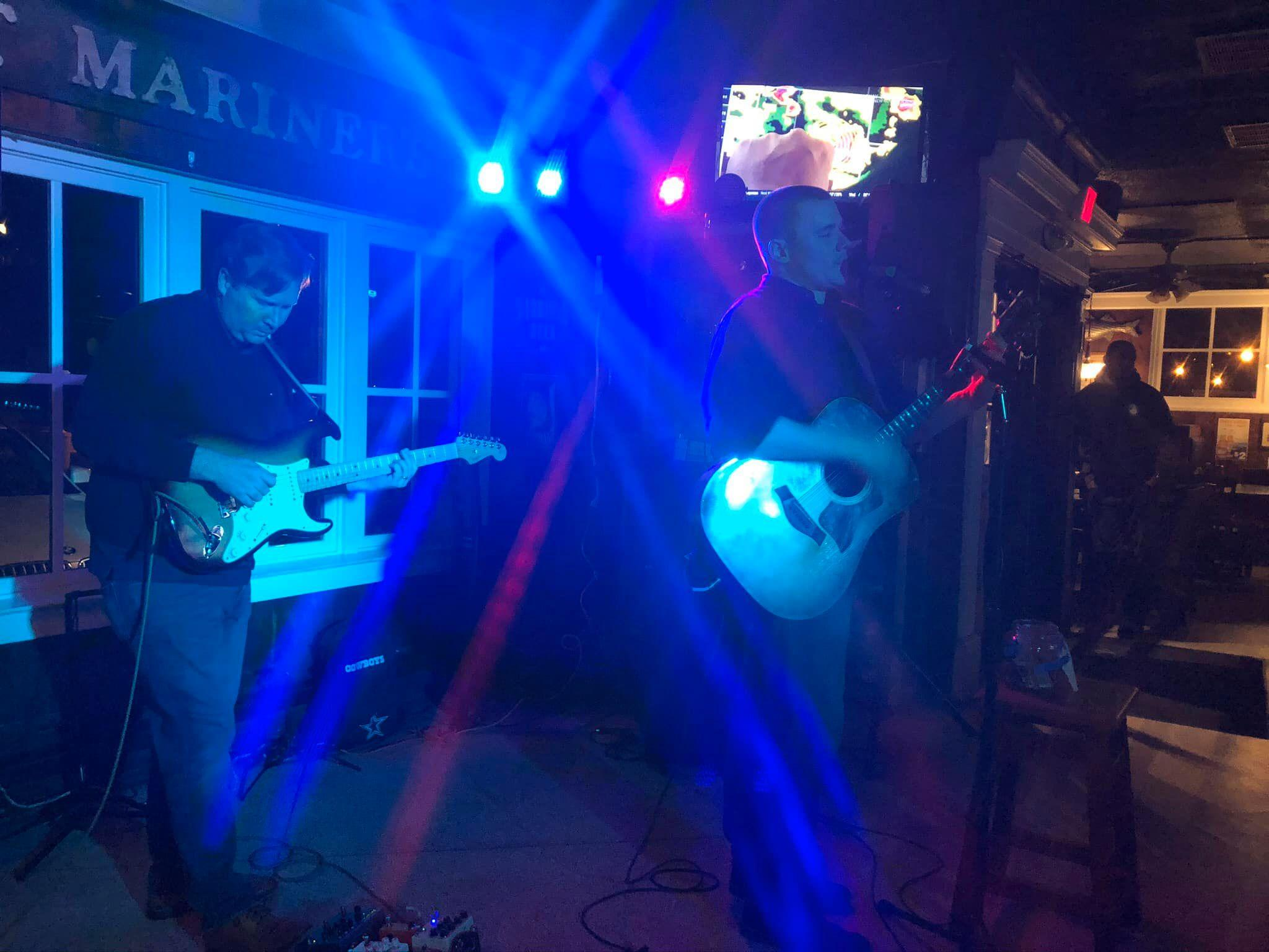 Patrick Ryan live music local bands in Williamsburg Virginia williamsburgvisitor
