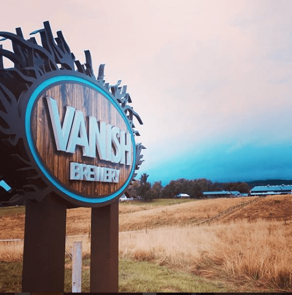 Vanish Farmwoods Brewery Leesburg Virginia live music local bands Williamsburg Virginia