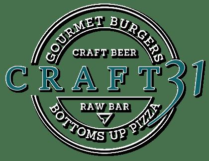 williamsburg virginia best burgers craft 31 logo