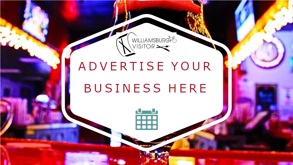 Williamsburg Virginia Advertising Your Business Here