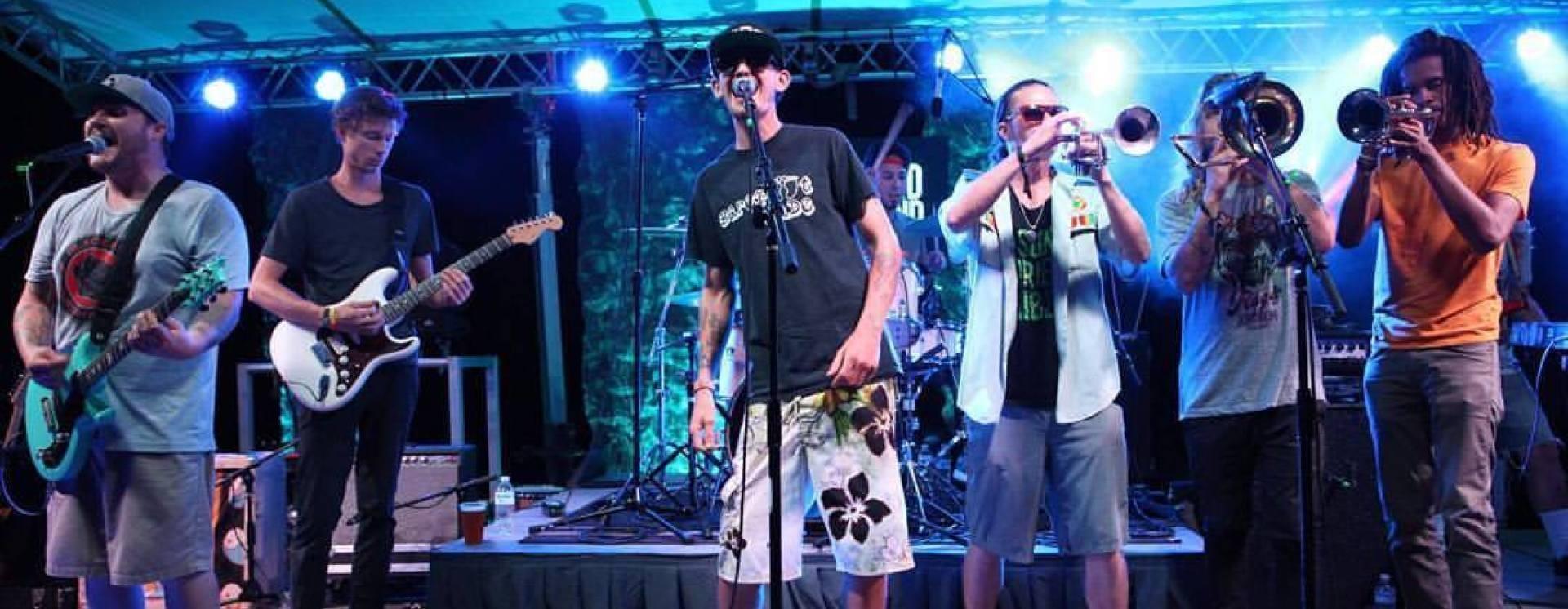 Williamsburg Virginia Live Music Finder Trevor Daniel & The ReeF